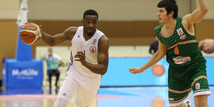 Gaziantep basketbol guardını buldu