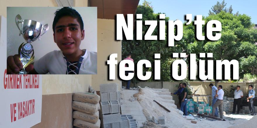 Nizip'te feci ölüm