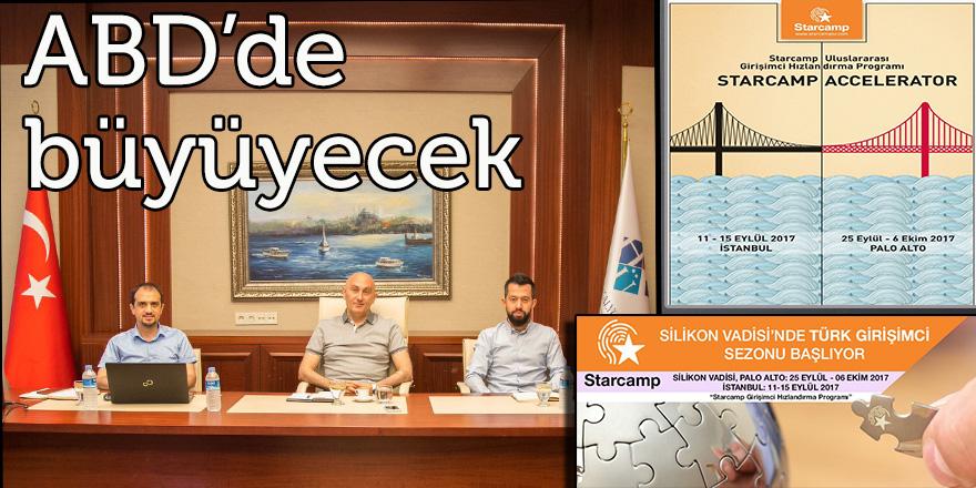Türk girişimciler ABD'de büyüyecek