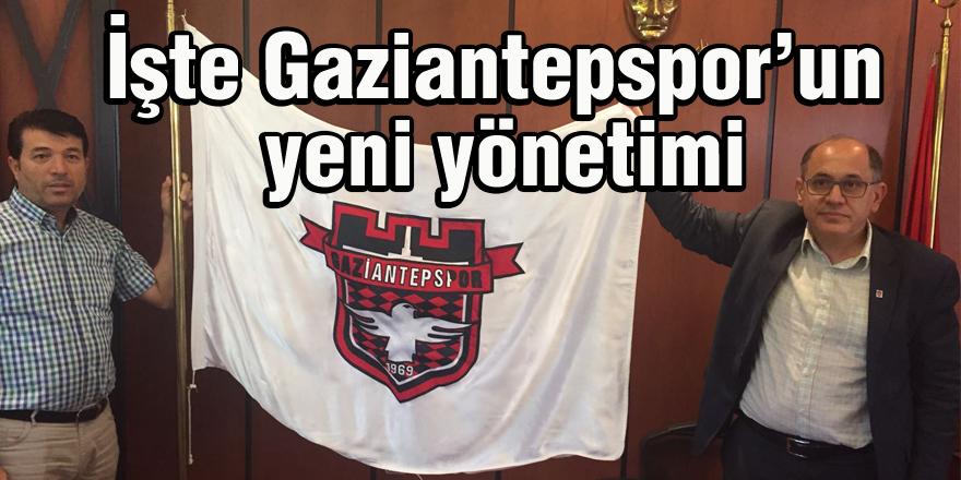 İşte Gaziantepspor'un yeni yönetimi