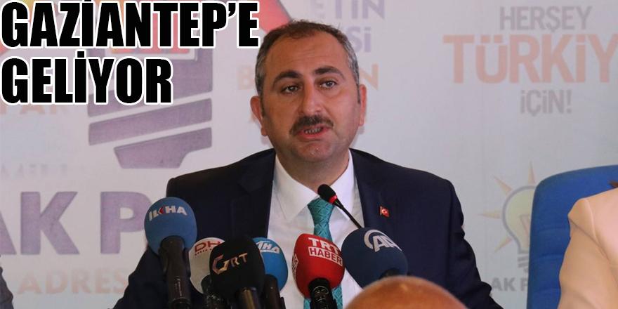 Gül Gaziantep'e geliyor
