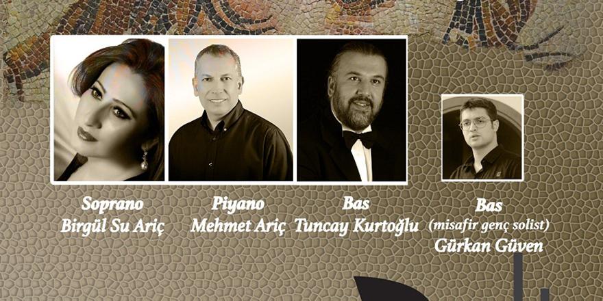 Opera Akşamı'na davet