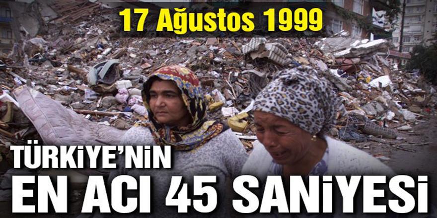 Türkiye o büyük acıyı hiç unutmayacak…