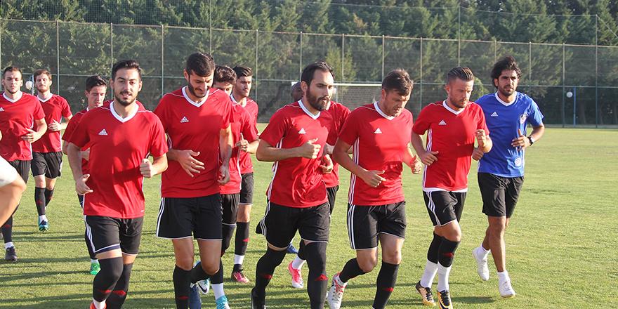 Gazişehir'de hazırlıklar tamam