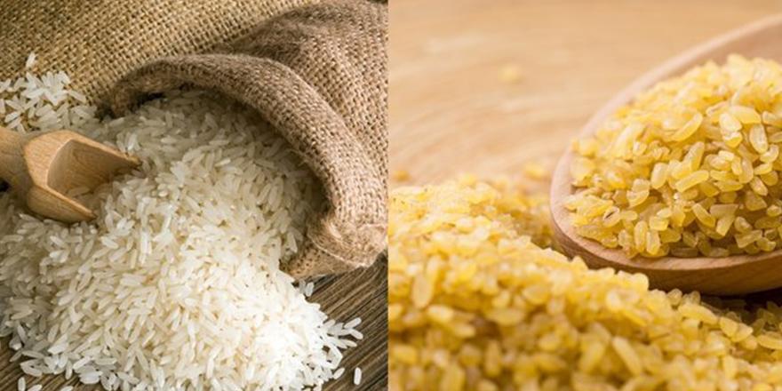 Pirinç ve bulguru kavurmadan pişirin