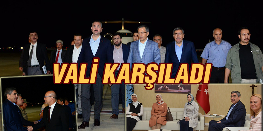 Üç önemli isim Gaziantep'te!