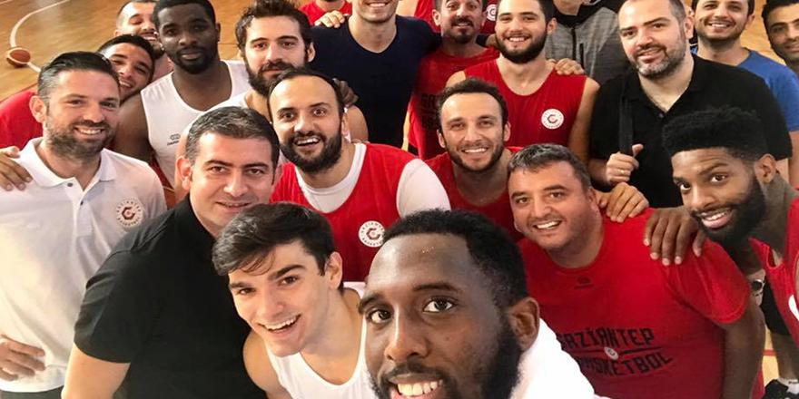Gaziantep Basketbol Slovenya'da