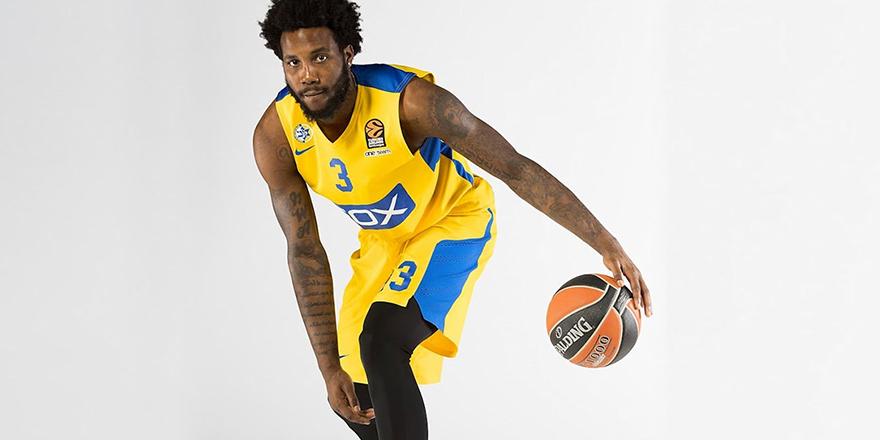 Victor Rudd Gaziantep Basketbol'da