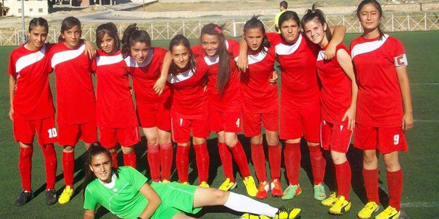 Genç Kızlar Şampiyonası'nda 2. eleme turu başlıyor