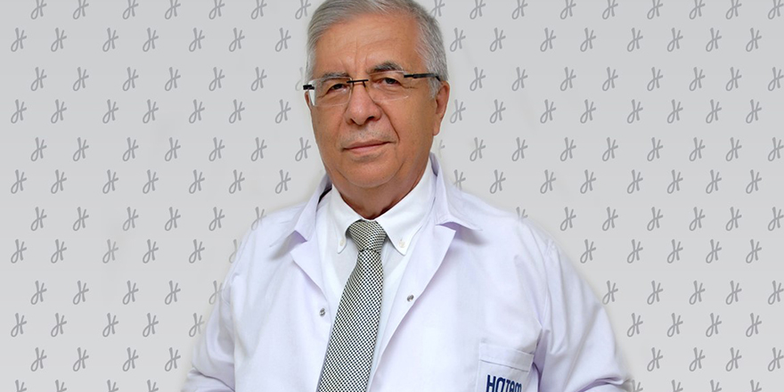 Uzalp Hatem Hastanesi'nde