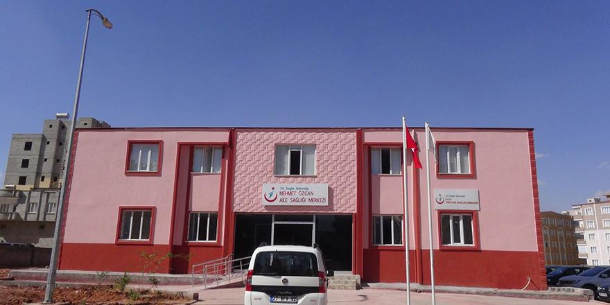 Toplum Sağlığı Merkezi yeni yerinde