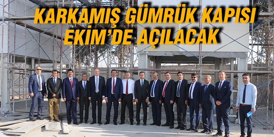 Bu kapı Türkiye'ye hizmet edecek