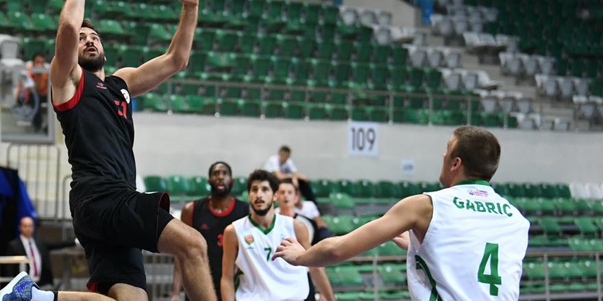 Gaziantep Basketbol finalde 87 – 81