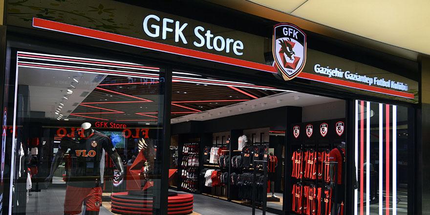 Gazişehir store açıldı
