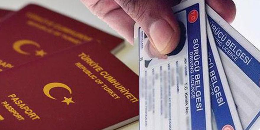 Pasaport ve ehliyetleri nüfus idaresi verecek!