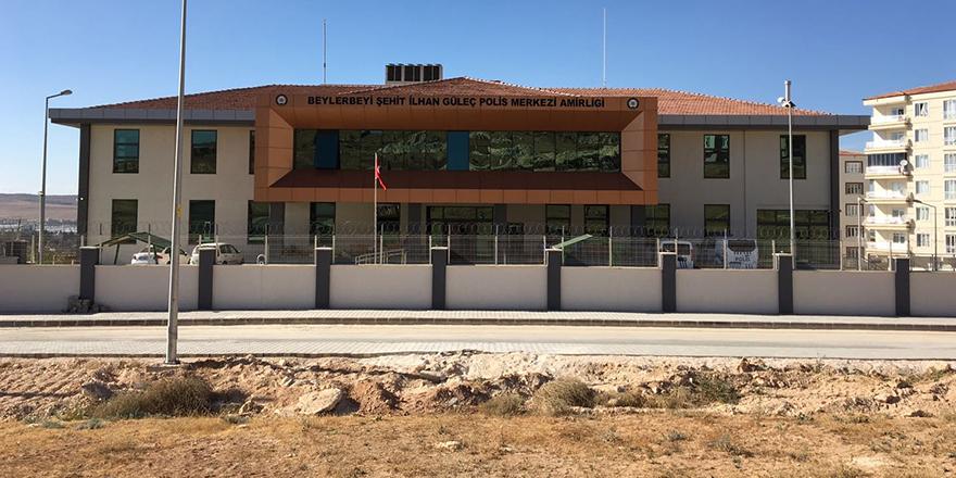 Yeni hizmet binası faaliyete geçti