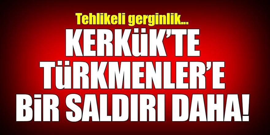 Kerkük'te Türkmen Esnaflar Birliği'ne saldırı!