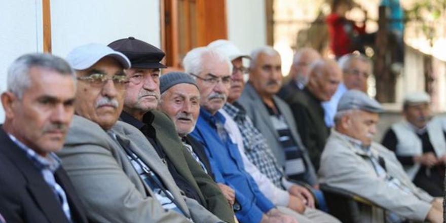 Türkiye'de ömür 78 yıl