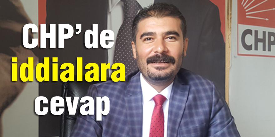 CHP de iddialara cevap