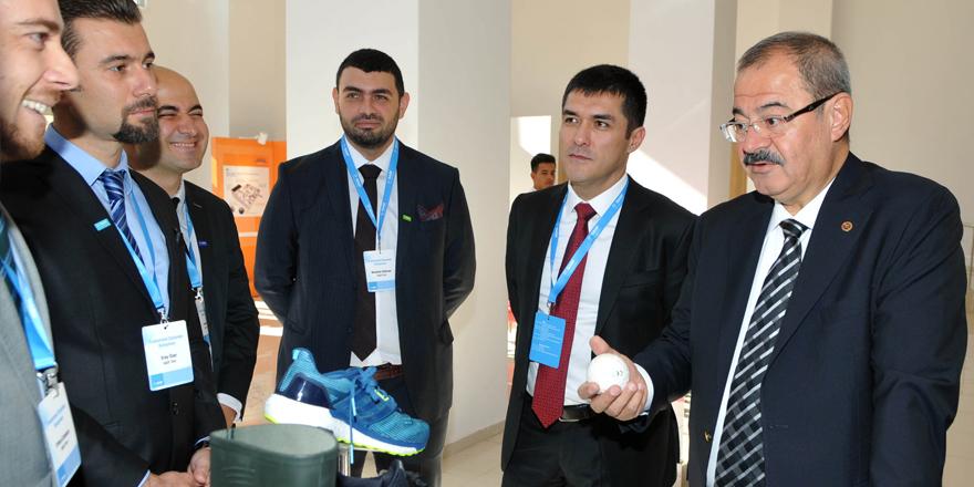 Kimya sektörünün Gaziantep'te geleceği parlak