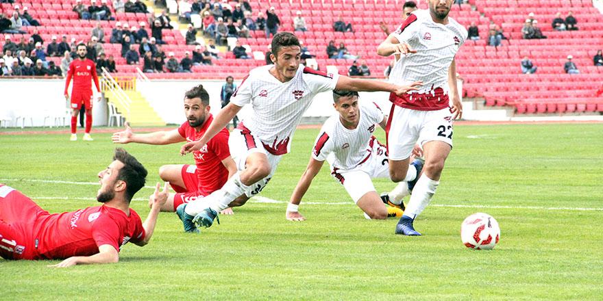Mağlubiyet serisi Balıkesir'de devam etti 2 – 0