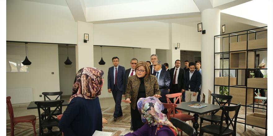 Gaziantep Üniversitesine kültür merkezi