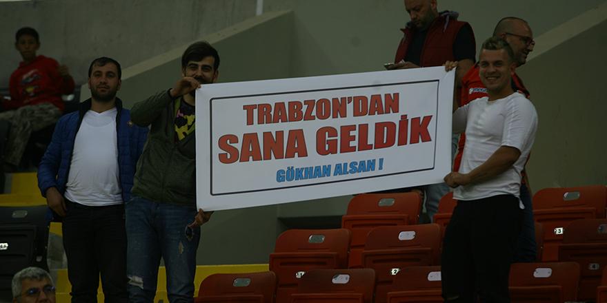 Trabzon'dan geldiler