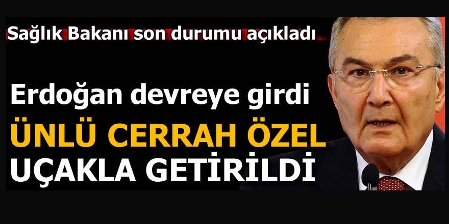 Erdoğan'dan Baykal talimatı!