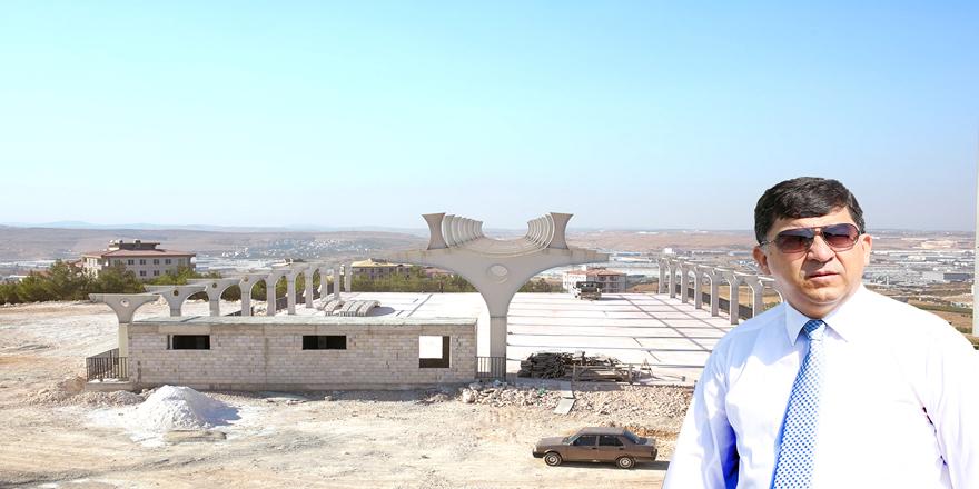 Beykent'te 4 bin metrekarelik kompleks