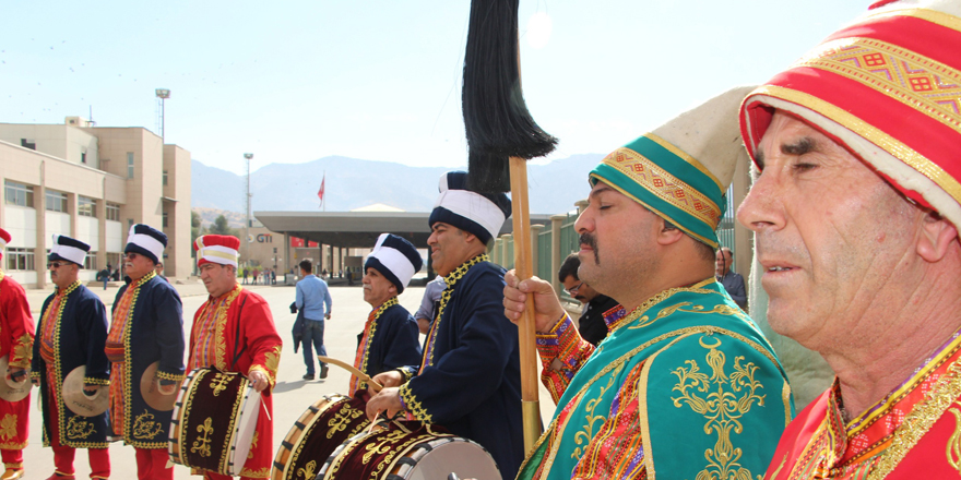 Habur'da, Kerkük Türkmenlerine destek