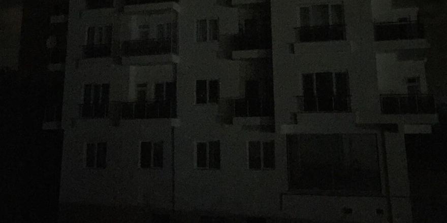Mahallelerde elektrik isyanı