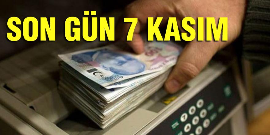 SGK prim ve alacaklarının son ödeme günü!