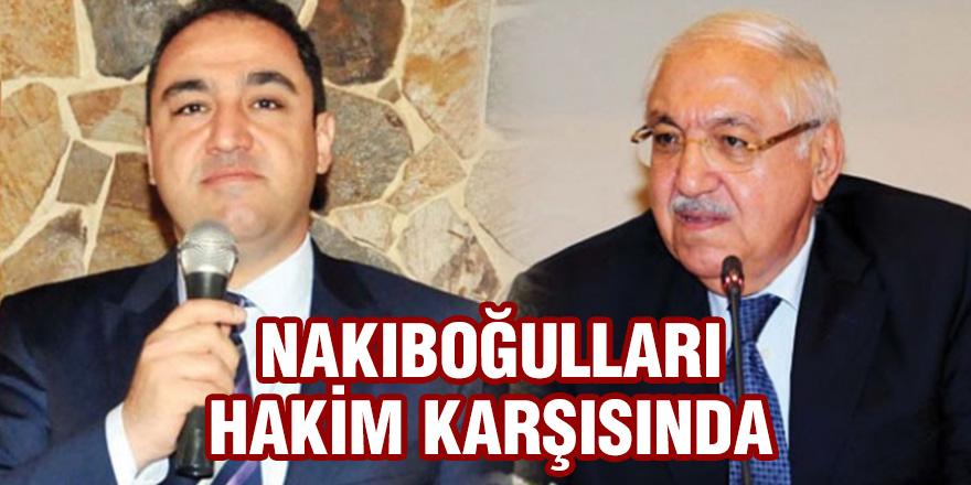 Naksan Holding davası başladı