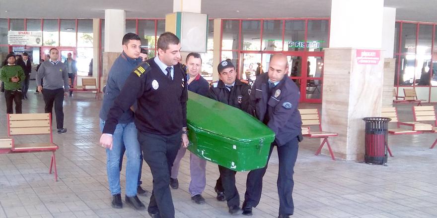 Suriyeli şahıs ölü bulundu