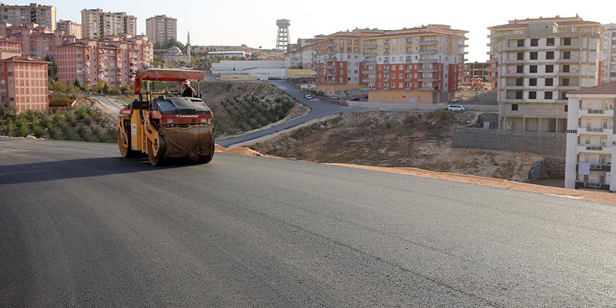 Beykent'te asfalt vakti