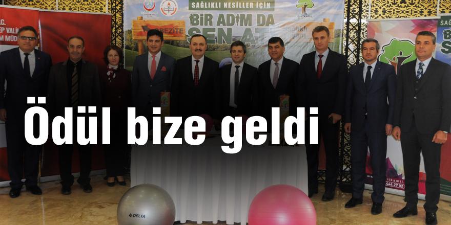 Eğitim ve Öğretimde Yenilikçilik Ödülleri, Gaziantep'te verildi