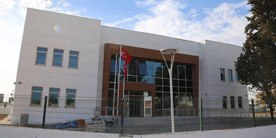 SGK binası tamamlandı