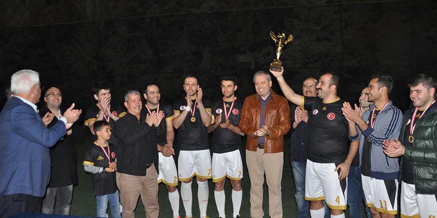 Adnan Mülhim turnuvası sona erdi