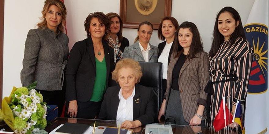 Kadın girişimcilerden yerinde ziyaret