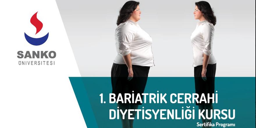 Cerrahi diyetisyenliği kursuna davet