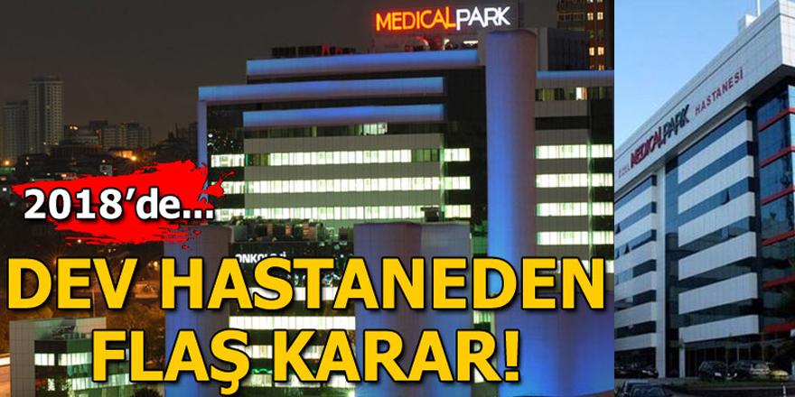 Medical Park'tan halka arz kararı