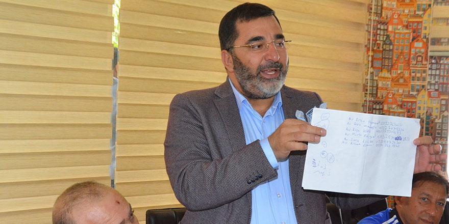 Gaziantepspor'da borç krizi büyüyor