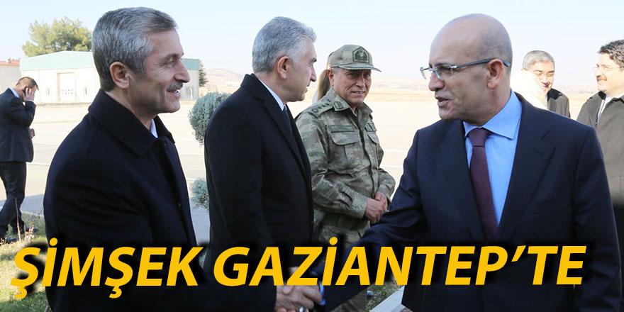 Şimşek Gaziantep'te
