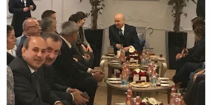 Başkan Kılıç, Belediye Başkanları toplantısında
