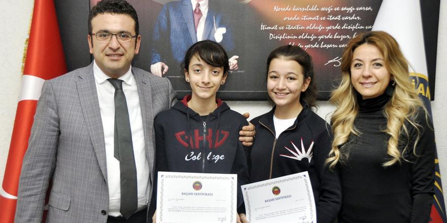 Rana ve Endam'a özel ödül