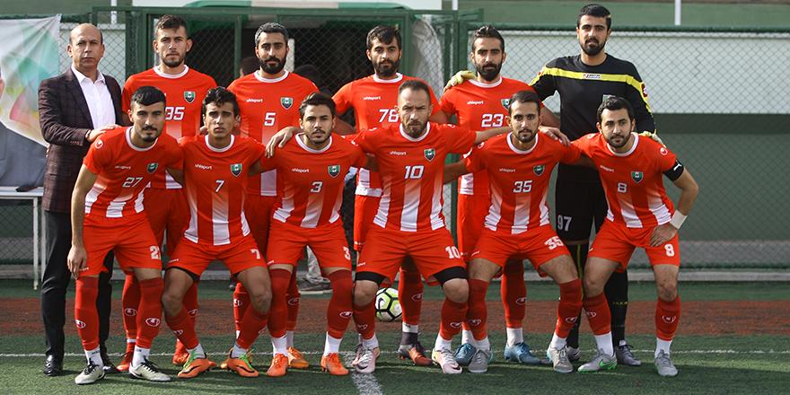 Şehitkamil Erdağ'a patladı 6 – 0