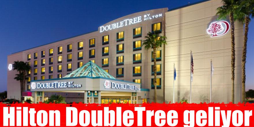 Hilton DoubleTree geliyor