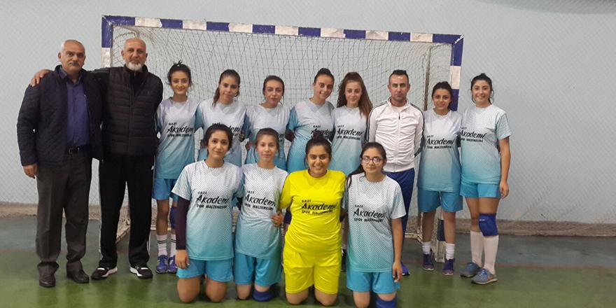 Hentbol'da Gaziantep'i temsil edecekler
