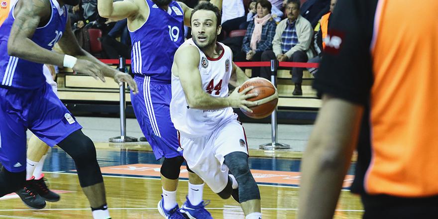 Hoş geldin Gaziantep Basketbol 85 - 72