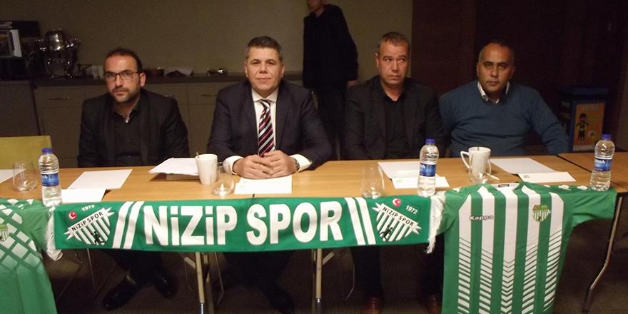 Nizipspor'u profesyonel yapacak